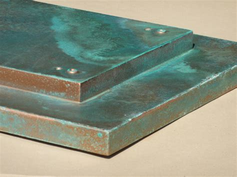 paint verdigris effect it transforms any surface into a real verdigris surface