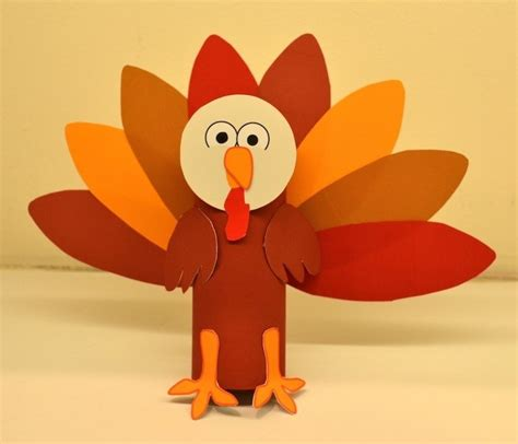 Thanksgiving Papercraft - printable thanksgiving crafts for toddlers find craft ideas