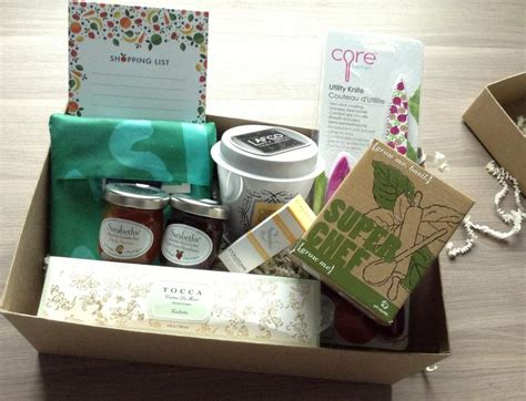 Gardening Subscription Box by Limited Edition Birchbox Home Box Review From The Garden