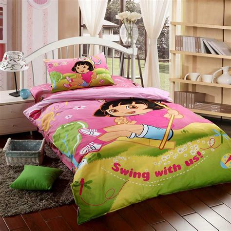 twin size bed sheets dora bedding set twin size ebeddingsets