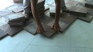 How To Lay A Patio On Concrete by Tuscan Paving Paver Installation Concrete