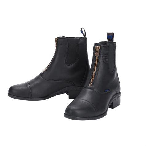 paddock boots ariat 174 heritage iii zip h2o paddock boot dover saddlery