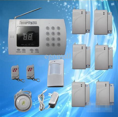 wholesale new wireless home security system alarm auto