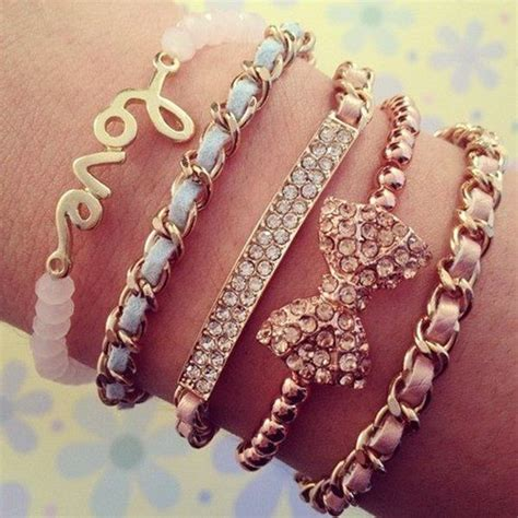 15 Adorable And Stylish In Inspired Jewelry by 40 Bracelet Ideas For Http Fashion Ekstrax