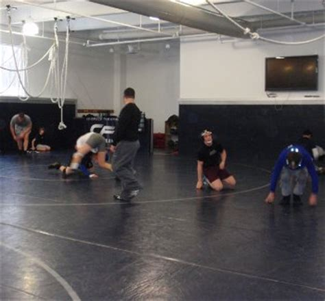 InterMat Wrestling - The Blair Mat Project Part 2: A Week ... Lay Groundwork