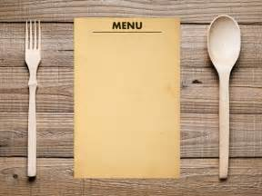 Blank Food Menu Template by 21 Blank Menus Psd Vector Eps