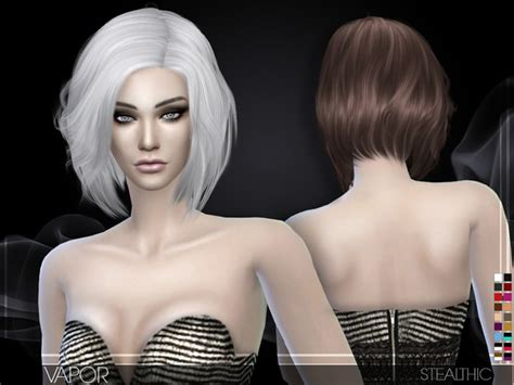 sims 4 hair cc short curly hair sims 4 cc short curly hair