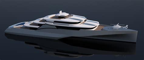 cargo catamaran design austal yacht charter superyacht news