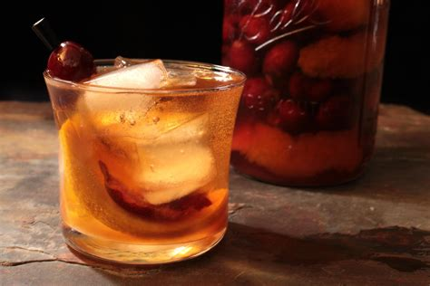 old fashioned marge s brandy old fashioned recipe chow com