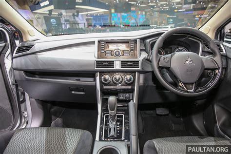 interior xpander sport giias 2017 mitsubishi xpander production suv styled mpv