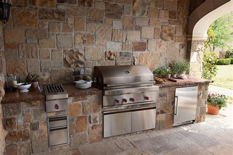 sub zero wolf outdoor kitchen contemporary patio new - Wolf Outdoor Kitchen