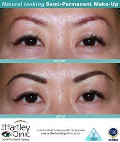 tattoo retouch care eyebrow tattoo retouching before and after pics by