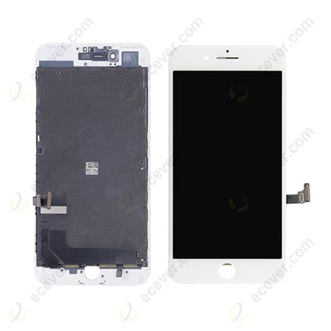 Lcd Fullset Iphone 7 Iphone 7plus Touchscreen Original 100 ori white for iphone 7 plus lcd with digitizer replacement