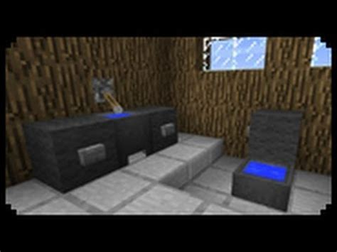 Minecraft How To Make A Sink Improved Version