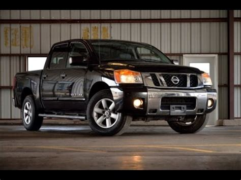 2010 Nissan Titan Reviews by 2010 Nissan Titan Se Review