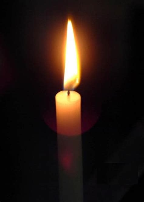 Burning Candles Center Shocked The Burning Candle