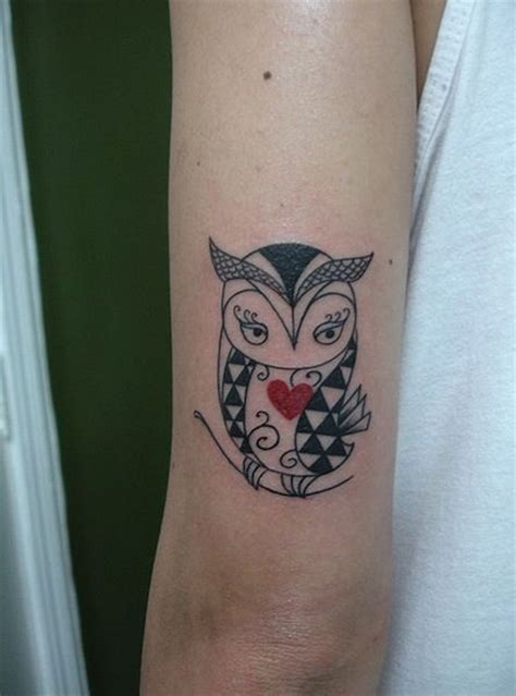 modern owl small tattoos egodesigns tattoos pinterest