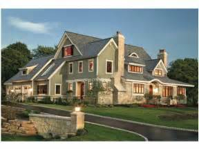 Home Design Dream House by Shingle House Plan With 4610 Square Feet And 4 Bedrooms