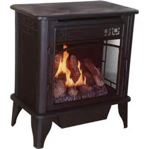 stoves at home depot procom 26 in vent free propane gas stove with remote