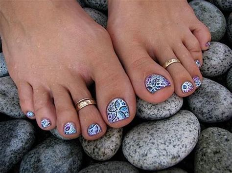 Toe Nail Ideas For Beginners