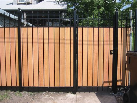 wrought iron gallery freeman fence