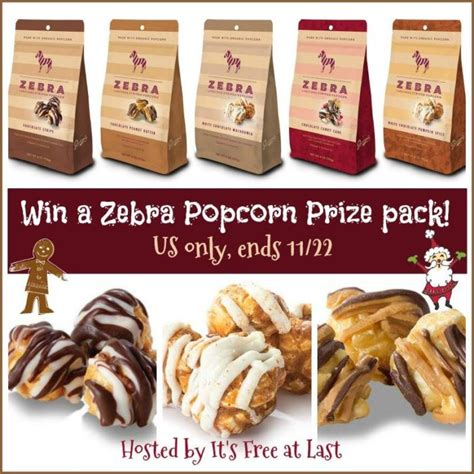 ends meet with a popcorn popper books zebra popcorn prize pack giveaway