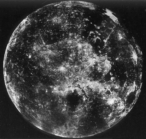 imagenes ocultas de la luna las primeras fotograf 237 as de la luna