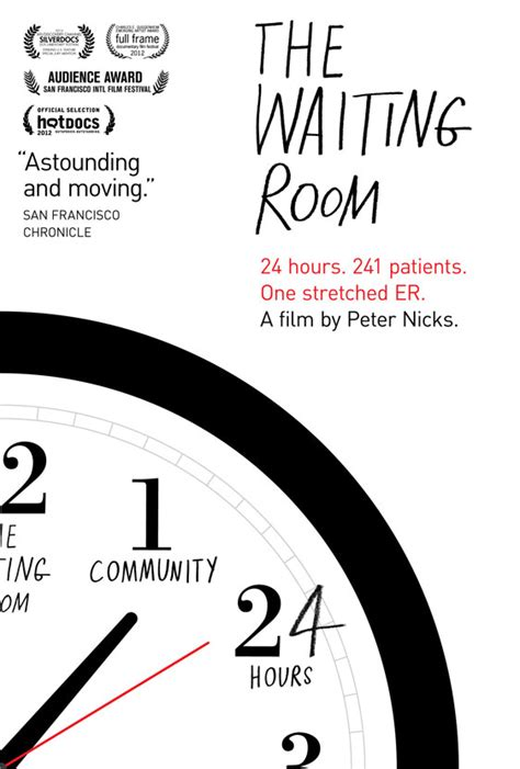 the waiting room alan jazeera the waiting room review