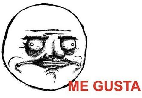 Me Gusta Face Meme - me da lastima medalastima2012 twitter