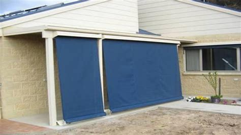 straight drop awnings straight drop crank at apollo blinds