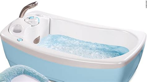 baby bath tub with shower summer infant bathtub slings recalled due to drowning risk