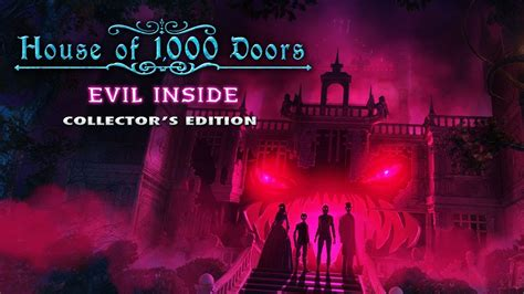 house of 1000 doors evil inside ce gameplay