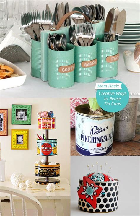 diy tin can crafts 12 innovative uses for tin cans easy diy crafts utensil