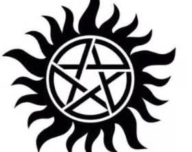 Personalized Charm Supernatural Logo Etsy