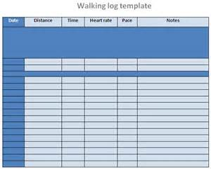 free printable walking charts image