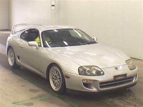 1996 Toyota Supra Price 1996 Toyota Supra Rz Automatic