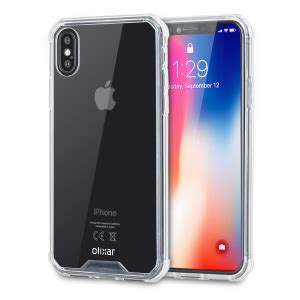 Iphone 6 Casing Armor Gear Free Screen Protector olixar exoshield tough snap on iphone 8 clear