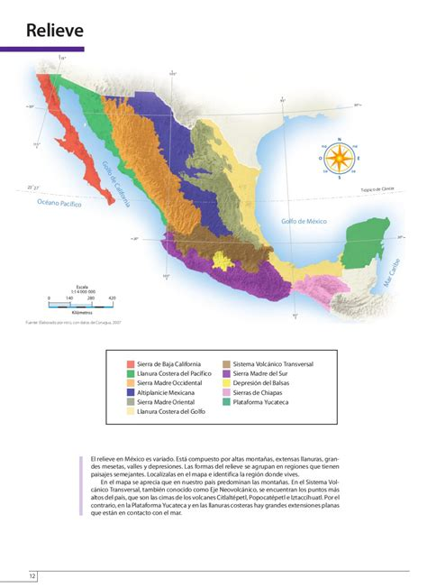 libro de atlas de mexico de 5 grado 2015 a 2016 atlas de m 233 xico by rar 225 muri issuu