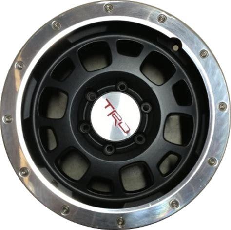 Toyota Beadlock Rims Toyota Tacoma Wheels Rims Wheel Stock Oem Replacement