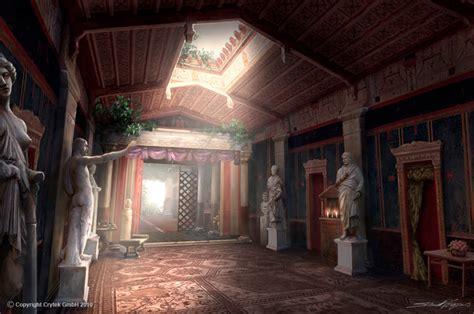 concept art crytek kingdomsryse  behance