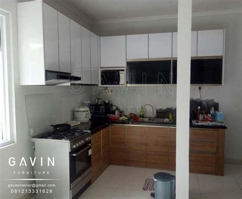 Lemari Pakaian Finishing Hpl harga kitchen set lemari pakaian sliding rak tv