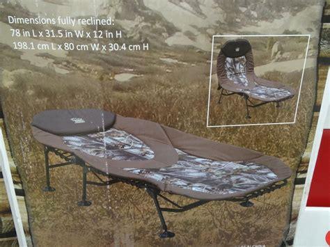 Kirkland Signature Patio Heater Timber Ridge Camp Lounger
