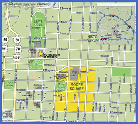 map raleigh nc raleigh metro map toursmaps