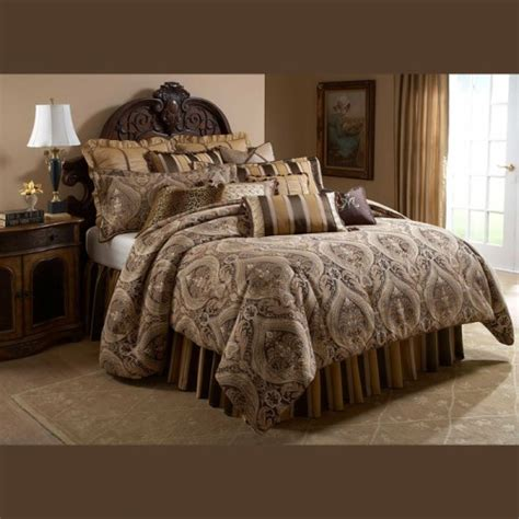 michael amini comforter michael amini lucerne luxury bedding set cmw sheets