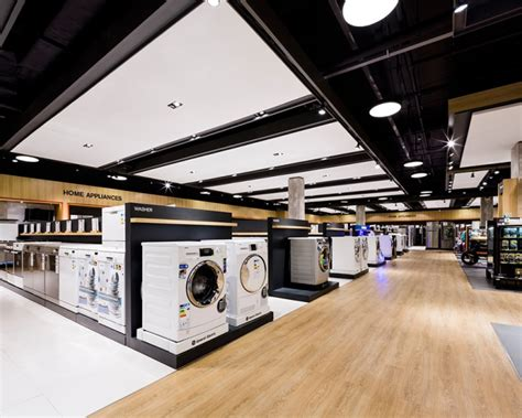 Home Appliances Store Design Power Buy Store By Whitespace Bangkok Thailand 187 Retail