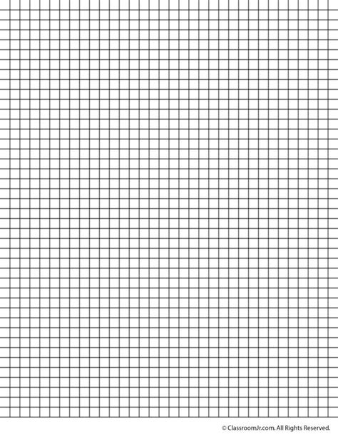 printable graph paper with 6 graphs printable graph paper and grid paper 25 inch grid paper