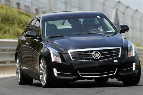 Cadillac Ats Black by Cadillac Ats Looks Even Better In Black Gm Authority