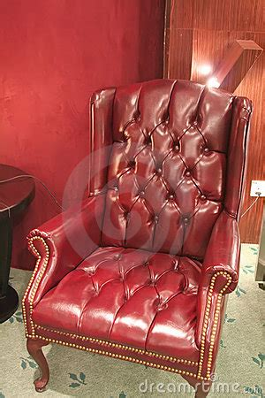 traditional leather armchairs traditional leather armchair stock photos image 3383923