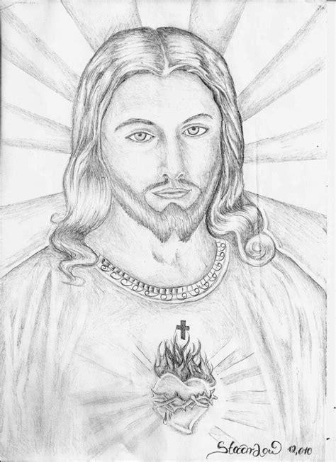 Drawings Of Jesus