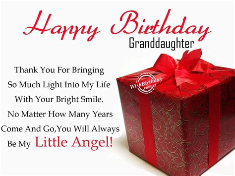 Happy Birthday Wishes To My Granddaughter Birthday Wishes For Granddaughter Page 11 Nicewishes Com